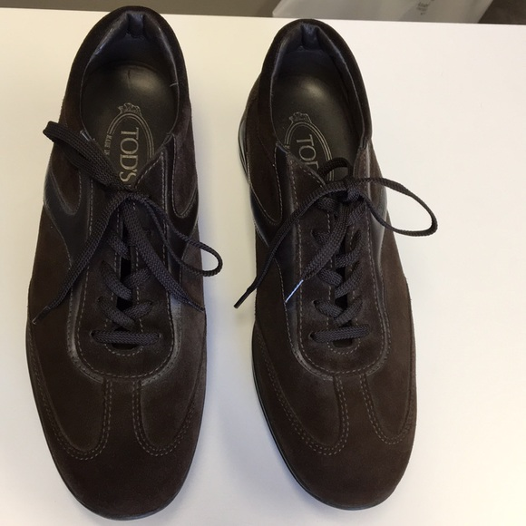Shoes | Tods Mens Dress Sneakers | Poshmark